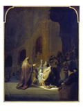 Simeon in the Temple, 1631 Giclee Print by  Rembrandt van Rijn