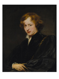 Self-Portrait, about 1621/22 Giclée-Druck von Sir Anthony Van Dyck