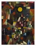 Full Moon, 1919 Reproduction procédé giclée par Paul Klee