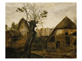 Landscape with Farmstead. - 1575() 1564 Giclee Print by Cornelis van Dalem