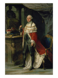 Portrait of Elector Karl (Iv.) Theodor of Palatinate and Bavaria (1724-1799), 1775 Posters af Pompeo Girolamo Batoni