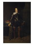 Maximilian I, Elector of Bavaria (1573- 1651) Art by Joachim Von Sandrart