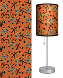 Deco Orange Bird - Table Lamp Table Lamp