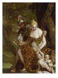 Mars Und Venus Giclee Print by Paolo Veronese