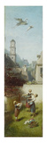 The Stork, ca. 1884/85 Gicléetryck av Carl Spitzweg