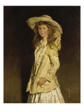 Gardenia Affischer av Sir William Orpen