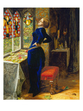 Mariana in the Moated Grange, 1851 Prints by John Everett Millais
