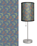 Deco Butterflies Blue - Table Lamp Table Lamp