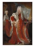 Kurfuerst Karl III. Philipp Von Der Pfalz (1661-1742) Giclee Print by Pierre Goudreaux