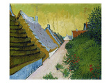 Village Street in Saintes-Maries, 1888 Prints by Vincent van Gogh