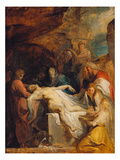 Burial of Christ Giclee Print by Peter Paul Rubens