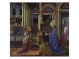 The Annunciation Giclee Print by  Fra Carnevale