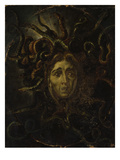 Das Haupt Der Medusa Giclee Print by  School of Peter Paul Rubens
