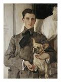 Graf Felix Sumarakow-Elston, 1903 Giclee Print by Valentin Serow