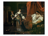 Amnon and Thamar Giclee Print by Jan Steen