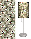 Deco Design with Green - Table Lamp Table Lamp