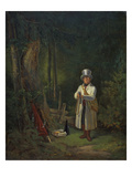 The Would Be Sportsman, about 1845 Prints by Carl Spitzweg