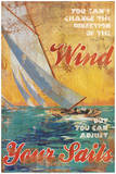 Adjust Your Sails Posters by Dawna Barton