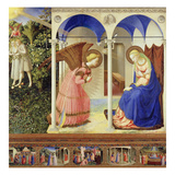 The Annunciation Posters by  Fra Angelico