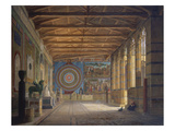 The Camposanto in Pisa, 1858 Giclee Print by Leo Von Klenze