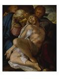 Lamentation of Christ Prints by Bartholomaeus Spranger