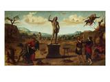 Darstellung Aus Der Prometheus-Sage, um 1510/1520 Giclee Print by Piero di Cosimo