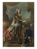 Bildnis Des Kurfuersten Max Emanuel Von Bayern (1662-1726) Giclée-Druck von Joseph Vivien