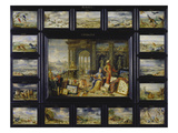 From the Cycle of the Four Continents: Asia Giclee Print by Jan van Kessel