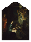 The Holy Night Giclee Print by Michiel Sittow