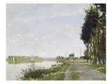 Argenteuil, 1872 Posters by Claude Monet