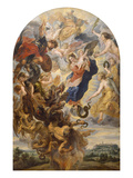Das Apokalyptische Weib, 1624/1625 Posters