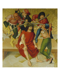 Passion Altar: Crowning with Thorns, about 1470/80 Giclee Print by Rueland Frueauf