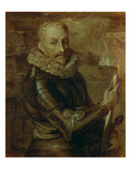 General Tilly Prints by Anthonis van Dyck