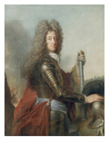 Portrait of Max Emanuel, Elector of Bavaria (1662-1726) Giclee Print by Joseph Vivien