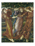 The Garden of the Hesperides, 1873 Posters by Edward Burne-Jones