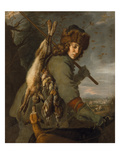 The Month of November, 1643 Giclee Print by Joachim Von Sandrart