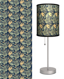 Deco Flowers and Birds - Table Lamp Table Lamp