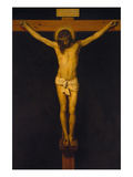 Christ on the Cross (Christ of San Placido), 1630/32 Giclee Print by Diego Velázquez
