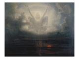 Szene Aus Der Apokalypse, 1829() Prints by Francis Danby