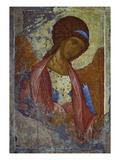Archangel Michael Giclee Print by Andrei Rubljew