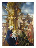 Adoration of the Magi, 1530/35 Giclee Print by Albrecht Altdorfer