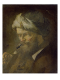 A Turk Giclee Print by Giovanni Battista Piazzetta