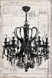 Chandelier Prints