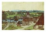 Die Drahtziehmuehle, 1494 Posters by Albrecht Dürer