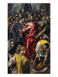 Christ Stripped of His Garments (El Espolio) Poster by  El Greco