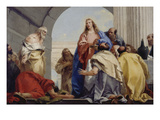 The Last Supper, 1752 Giclee Print by Giovanni Domenico Tiepolo