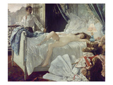Rolla, 1878 Reproduction proc&#233;d&#233; gicl&#233;e par Henri Gervex