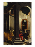 Nativity of Christ, 1520 Giclee Print by Hans Baldung Grien