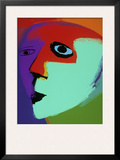Electra 1 Framed Giclee Print by Diana Ong