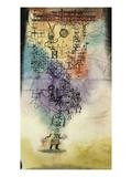 Agnus Dei, Qui Tollis Peccata Mundi, 1918/ 20 Giclee Print by Paul Klee